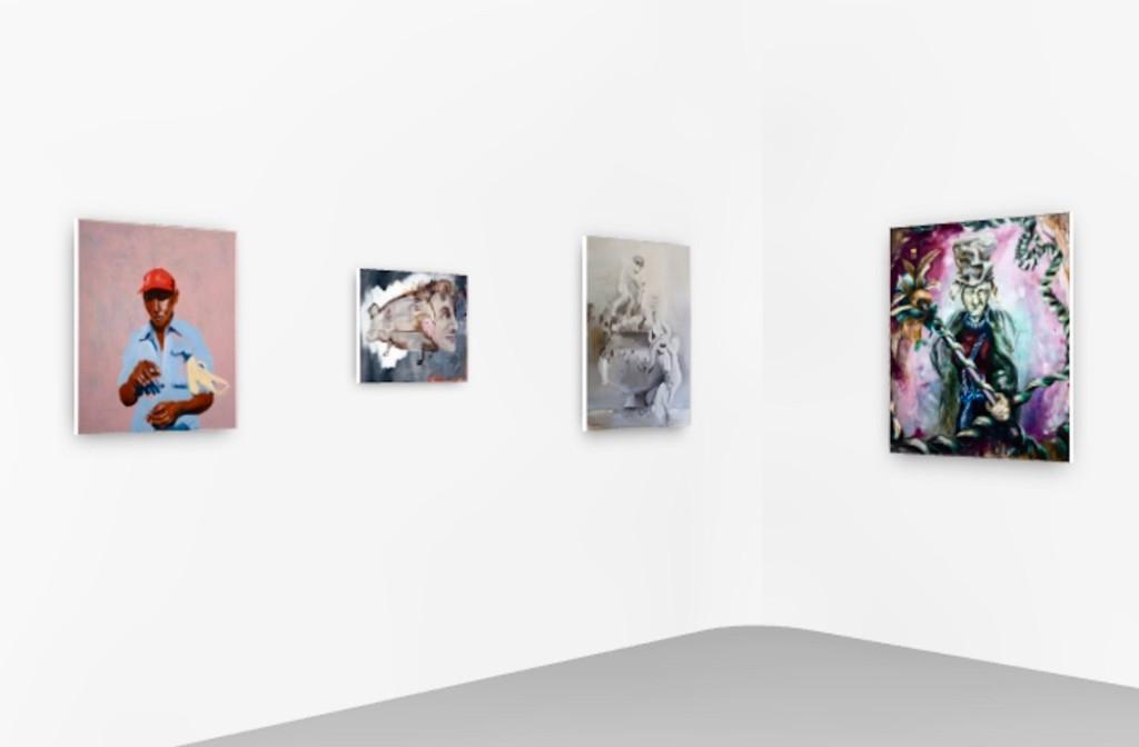 Figures and Faces 1 busche-kunst.com