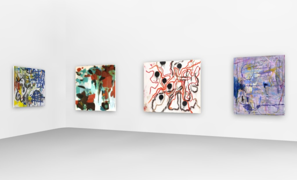 Painterly Abstractions busche-kunst.com