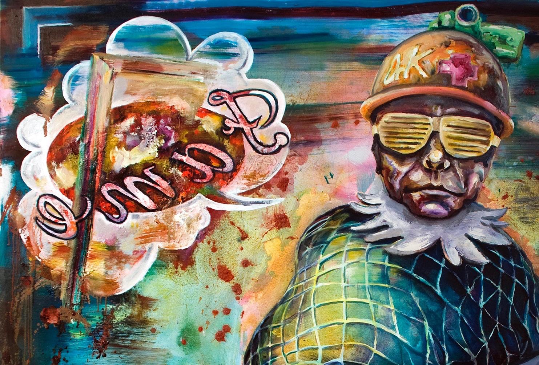 Florian-Pelka_Fame_Busche-kunst.com surrealist paintings
