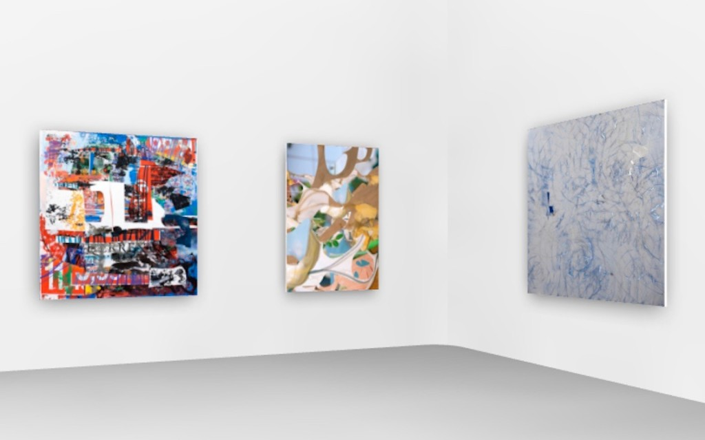 Abstractions: Painterly, Diverse... busche-kunst.com
