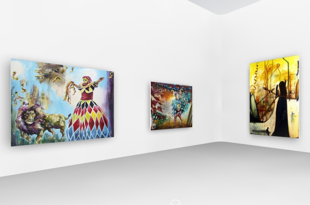 Surreal and phantastic worlds, busche-kunst.com