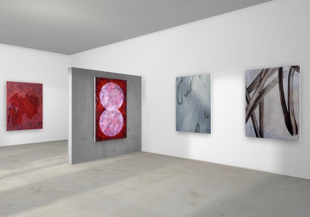 New in our portfolio Matthias Esch Benjamin Rubloff busche-kunst.com